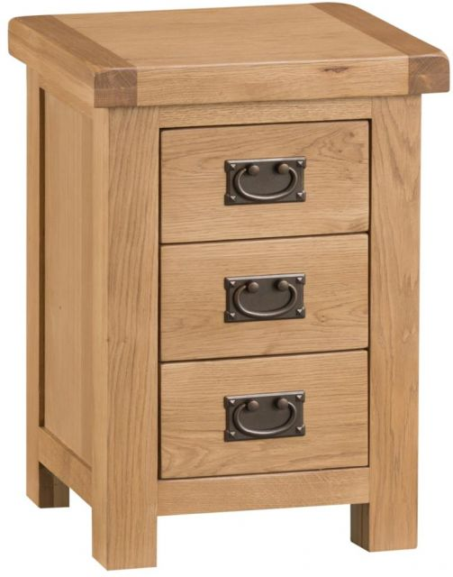 Otley 3 Drawer Bedside Chest