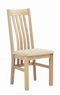 Corndell Nimbus Slatted Dining Chair